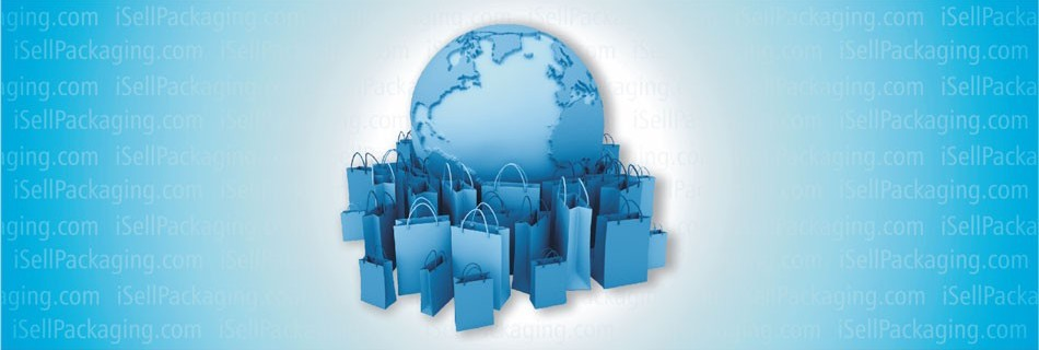 Global Packaging Solutions plastic bags, paper bags, eurotote bags, grocery bags, shopping bags and retail packaging
