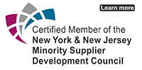 Certified Member of NYNJMSDC
