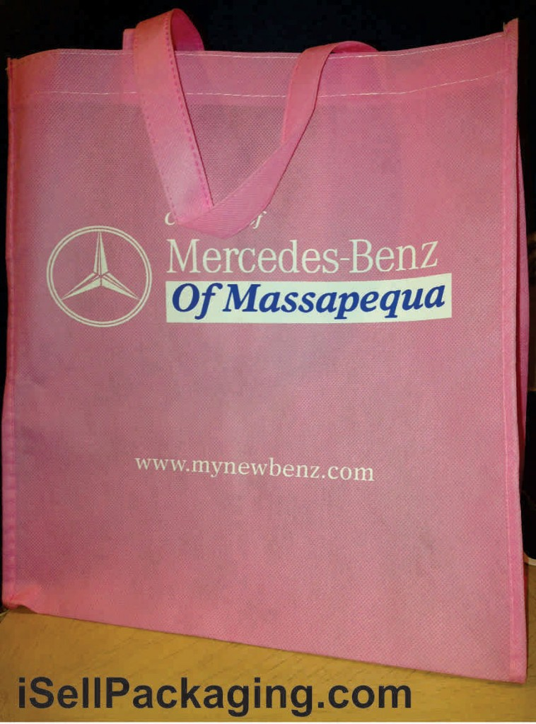 New Non Woven Reusable Tote Bag