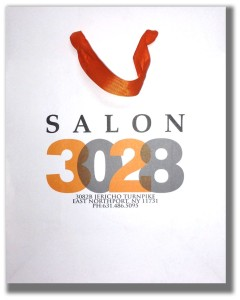 Custom Eurotote Shopping Bag for Salon 3028