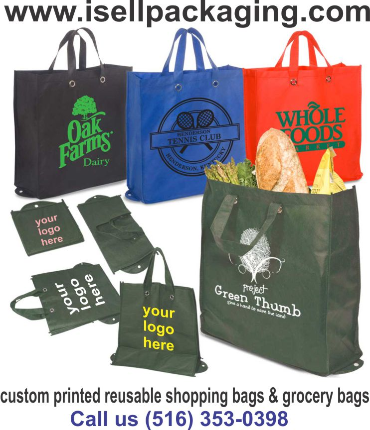 Reusable Shopping Bags, Reusable Grocery Bags