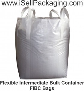 Flexible Intermediate Bulk Container and Trash Compactor Bale Bag