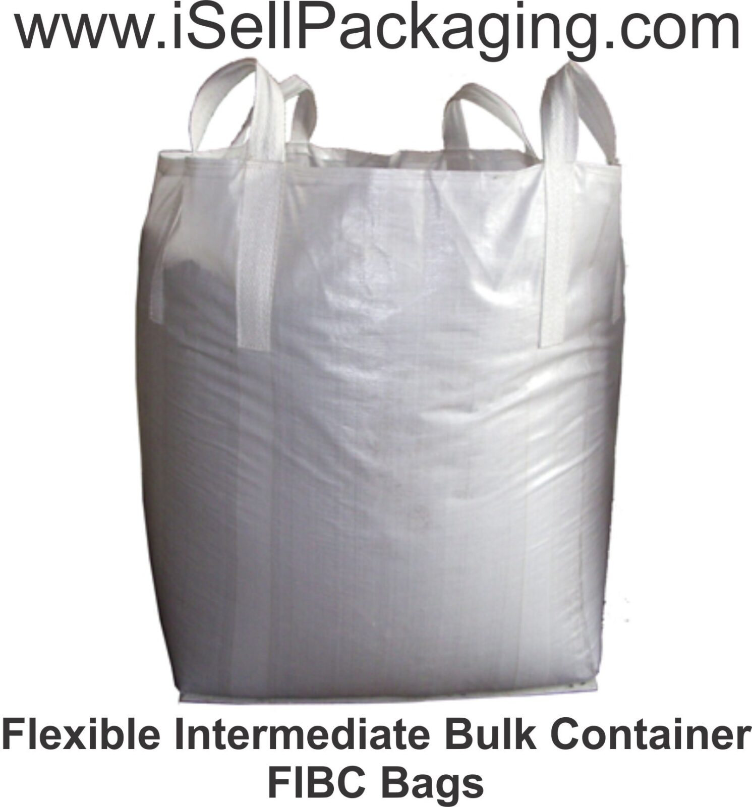 Flexible Intermediate Bulk Container And Trash Compactor Bale Bags