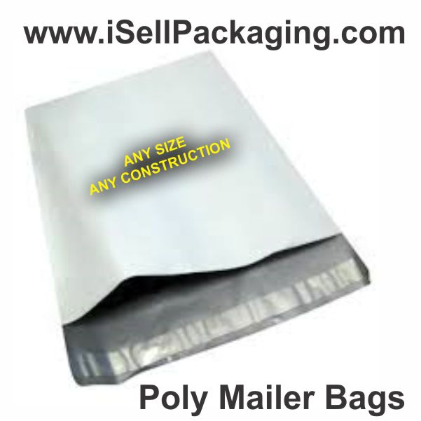 Poly Mailer Bags – Shipper Bags for any Business