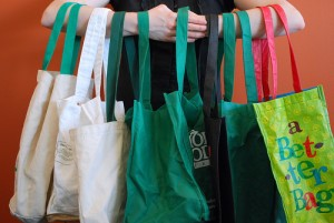 Custom Reusable Bags for Fundraising and Shopping