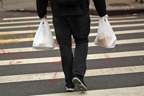 NYC Lawmakers Approved Disposable Bags