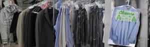 Garment & Dry Cleaner Plastic Packaging Bags