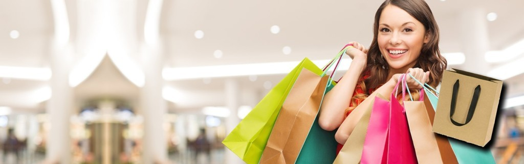 Eurotote Shopping Bags Wholesale Custom Printed Paper