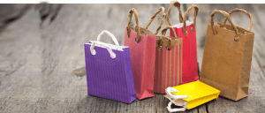Custom Paper Bags on Wholesale Prices