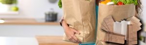 Paper and Kraft packaging solutions and Bags