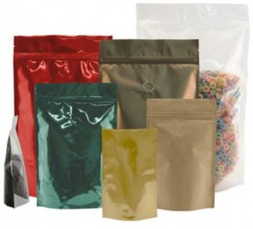 Custom Printed Plastic Bags on Wholesale Prices
