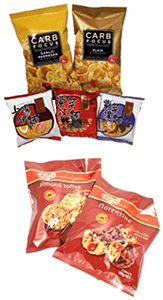 Custom Printed Food Packaging Solutions and Stand Up Pouches