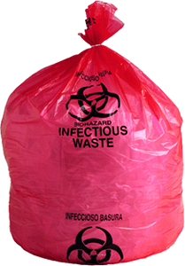 biohazard plastic bags suppliers usa medical waste bag