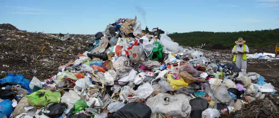 Environmental Impact from Packaging Waste