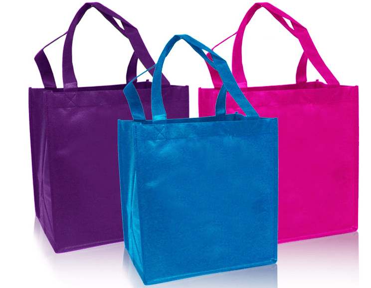 4 types of reusable shopping bags