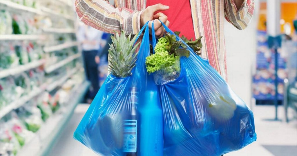 How to Reuse Your Plastic Grocery Bags