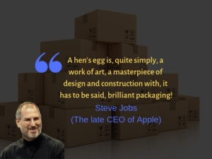 Inspirational Product Packaging Quotes from Industry Experts