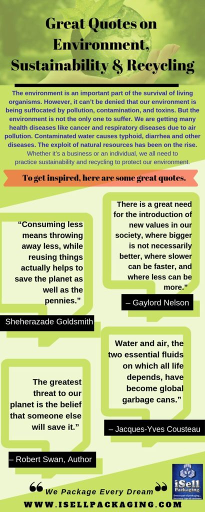 Great quotes on recycling